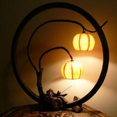 Hanji Lamp