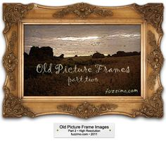 Antique-Old-Picture-Frame-Images