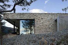 The Mountain Retreat, Central Otago, Queenstown by New Zealand architectural firm Fearon Hay.
