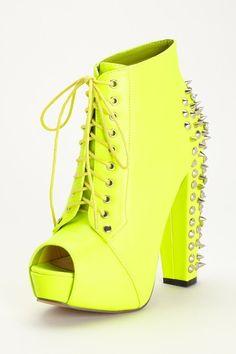 lime green, anybody? <3