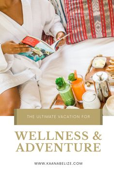 """""""In this all-inclusive package, exhilarating outings into the lush jungles of Belize are balanced by stress-reducing and spirit-nourishing yoga and massage."""" #Belize #kaanabelize #jungle #yoga #spa #massage #resort #travel #vacation #wellness #adventure Belize Resorts, Belize Travel, All Inclusive Packages, Jungles, Spa Services, Adventure Tours, Luxury Travel, Lush, Stress"""