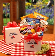 Low Calorie Snack Gift Package