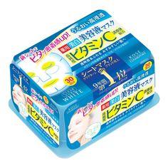 Amazon.co.jp: クリアターン エッセンスマスク (ビタミンC) 30回分: ドラッグストア