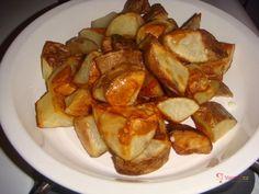 Americké brambory recept | Vaření.cz Pretzel Bites, French Toast, Bread, Breakfast, Food, Morning Coffee, Brot, Essen, Baking