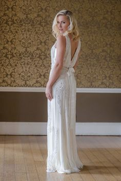 blog vicky rowe debut collection inspired heirloom wedding dresses