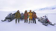 Финал экспедиции «Великий Северный путь». Первое интервью Леонида Круглова