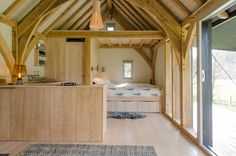 Oak cabin by out the valley