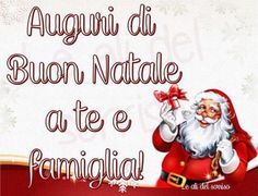 Auguri Buon Natale immagini nuove 6385 Merry Christmas And Happy New Year, Christmas Wishes, Xmas, Disney Junior, New Years Eve Party, Giving, Good Morning, Holiday, Cards