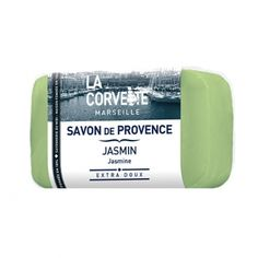 Jabón de la Provenza. Aroma Jazmín. Aceites vegetales. Sin parabenos. #cosméticanatural #jazmín #jabonnatural #lacorvette #jabonprovenza