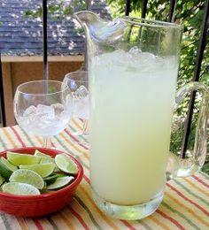 2 EASY Ways to Make {Frozen Virgin Margaritas} ... #drinks #labor day #recipe favorite