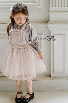 Flo's first Spring 2018 products are coming online. More will be added in the days to come and throughout the season. Keep an eye on this page for regular updates: www. Half Asian Babies, Asian Kids, Toddler Dress, Toddler Outfits, Kids Outfits, Cute Little Girls Outfits, Girly Outfits, Baby Girl Winter, My Baby Girl