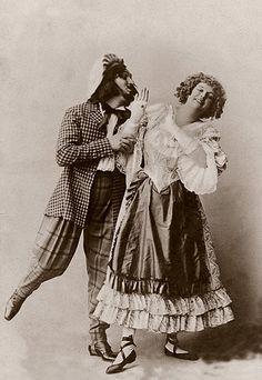 Sergei Legat & Marie Petipa