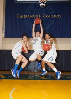Women's Basketball, Spring 2013