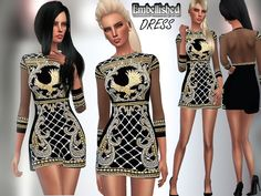 Sims 4 CC's - The Best: Clothing by Puresims
