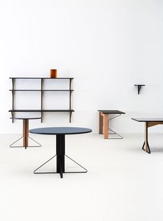 Kaari — a simple and unique furniture collection by Ronan & Erwan Bouroullec — Medium