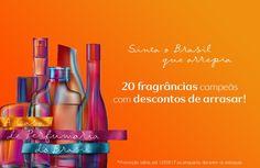 Perfumaria Natura - Até 50% OFF. Confira no nosso site!