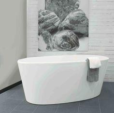 Noro Sand R 160 badkar - Finnish Sauna, White Wood, Architecture Design, New Homes, Bathtub, Bathrooms, Tubs, Interior Ideas, Slate