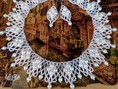 Version of free pattern Blue by Galina Galanzovska   Beads Magic