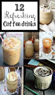 12 Refreshing Coffee Drinks