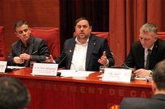 Junqueras nega una per una les afirmacions de Santi Vidal: Han fet mal al Govern