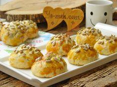 Dereotlu Peynirli Poğaça Resimli Tarifi - Yemek Tarifleri