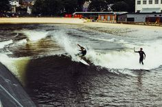 surfersvillage.com - World's first-ever inland surf lagoon park opens in Wales - Surfing News, Surfing Contest, All the surf in one website