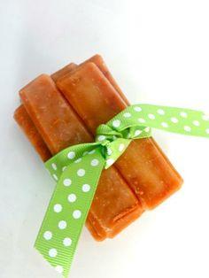 Soap Sticks -Soap Travel Sticks Arabian Sandalwood Handmade Natural Soap, Cold Process Soap, Vegan Soap by TreeEssencesNatural for $6.00