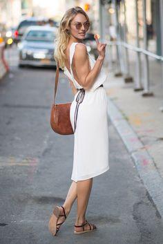Come vestirsi quando fa caldo: 9 consigli per te