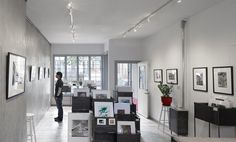 4x5 Gallery: A Small San Francisco Gallery Specializing in Local Photographers