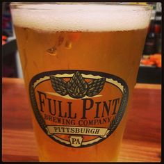 Full Pint Brewing in North Versailles, PA