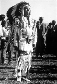 Spokane/Skitswish named Ignace Garry at the Inland Empire Jamboree, Spokane, Washington, September 10, 1932,