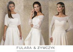 Suknie Ślubne i dodatki FULARA&ŻYWCZYK