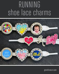 Running shoe lace ch