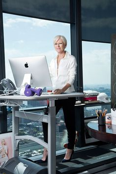 Work advice from the most powerful magazine editor in NYC...maybe the world