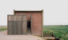 Johansen Skovsted Arkitekter has breathed new life into a trio of forgotten landmarks along Denmark's Skjern River.