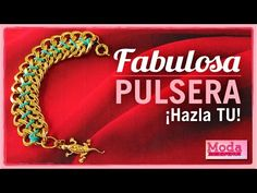 Como hacer una pulsera trenza iguana episodio 8. Kit 23181 - YouTube