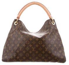 Louis Vuitton Monogram Artsy MM Brown Monogram Artsy MM