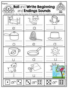 CVC Words | math and school worksheets | Pinterest | Kindergarten ...