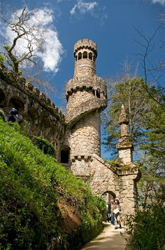 Estate: Quinta da Regaleira, Sintra. Portugal.