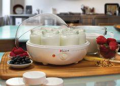 DIY Yogurt maker... how cool is this