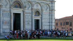 Alfredo Panzini, Pisa - Duomo