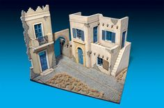 MNA36056 1:35 Miniart Middle East Diorama