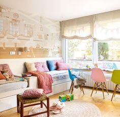 adelaparvu.com despre locuinta pentru familie mare, Barcelona, decor Cristina Gamiz si Ines Sanchiz, Foto Pepa Oromi, ElMueble (13)