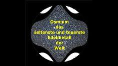 Kristallines Osmium - das achte, seltenste, teuerste und letzte Edelmeta... Fashion, Artificial Heart Valve, Most Expensive, Ballpoint Pen, Crystals, Money, Metal, Moda, Fashion Styles