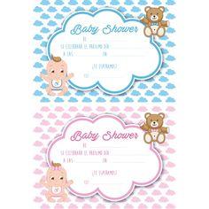 New Baby Shower Invitaciones Originales Ideas Fiesta Baby Shower, Fun Baby Shower Games, Baby Shower Brunch, Baby Shower Activities, Baby Shower Signs, Baby Shower Invites For Girl, Baby Shower Cards, Baby Shower Favors, Baby Shower Themes