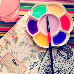 #augustbreak2015 Day 23 #water #watercolours #capturingcolour #flow_magazine