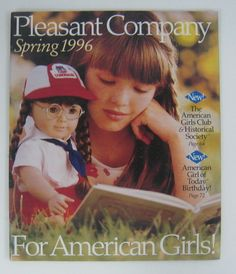 1000 Images About American Girl Doll Catalog Covers On