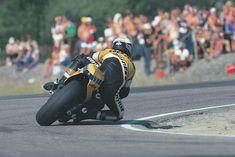 Video: Kenny Roberts rides his 1980 YZR500 at Laguna Seca ...