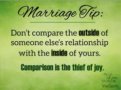 Don't let the media determine how you see your husband. Your relationship matters!