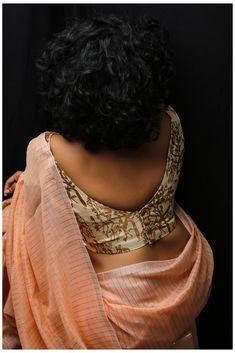 Simple Saree Blouse Designs, Blouse Designs High Neck, Brocade Blouse Designs, Stylish Blouse Design, Saree Blouse Patterns, Designer Blouse Patterns, Fancy Blouse Designs, Latest Blouse Patterns, Latest Blouse Neck Designs